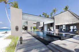 luxury owner u0027s villa cheval blanc maldives maldives islands