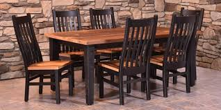 amish barnwood tables buffalo lockport ny ohio craft furniture