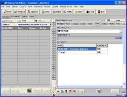 Excel Membership Database Template Solution Software Member Organizer Members Database Solution