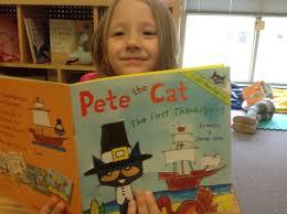 how pete the cat saved my pilgrim unit scholastic