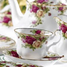 royal albert country roses 15 teaset royal albert