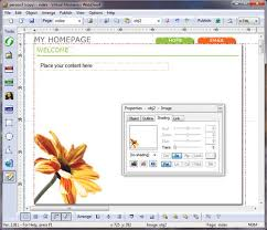 web design software freeware sitespinner free easy web page maker software