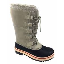 womens winter boots ozark trail s winter boot walmart com