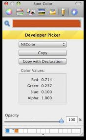 macos how can i find color codes on mac ask different