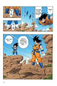 read dragon ball full color saiyan arc chapter 33 page 14 online