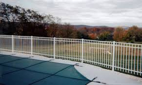 ornamental fence aluminum fences fencing lehigh valley