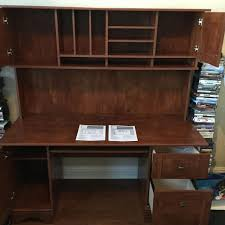Realspace Dawson Computer Desk Find More Realspace Dawson Collection Desk Hutch Office Depot