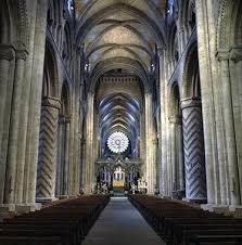 Cathedral Interior Durham Cathedral History U0026 Architecture Schoolworkhelper