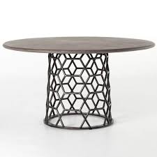 Dining Tables Curated Collection From by Modern Eclectic Dining Room Kitchen Furniture Zin Home