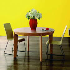 Table Ronde Blanche Avec Rallonge Pied Central by Table Bois Avec Rallonge Ikea Table Salle A Manger Avec Rallonge