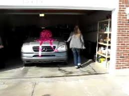 big bow for car present sweet 16 new car gift with car bow on top craft