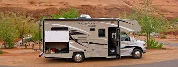 Rv Retractable Awnings Rv Rent Motorhome Rental Road Bear Rv Usa Class C 21 24 U0027 2017
