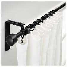 Tension Window Curtain Rods Have Marvelous Interior With Outstanding Window Decoration Of