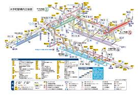 Grand Central Terminal Map Urban Transit 都市圏公共交通 Page 101 Skyscrapercity
