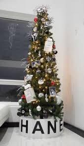 chanel christmas tree google search craft ideas pinterest