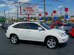 lexus rx 350 base 2007 lexus rx 350 base 4dr suv in knoxville tn autos and more inc