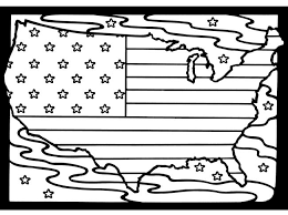 coloring book usa flag american flag landscape coloring pages