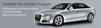 audi cpo warranty transfer audi certified pre owned vehicles in ga marietta roswell atlanta
