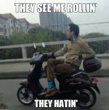 They See Me Rollin Meme - meme they see me rollin