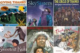 giving thanks lessons from american children s literature