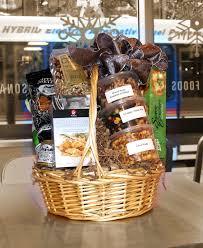 fresh market gift baskets salty snacks cook s fresh market