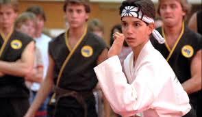 karate kid costume 80s party costume idea karate kid like totally 80s