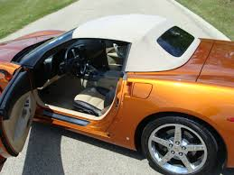 atomic orange corvette convertible for sale rick corvette conti archive busy means cool trades