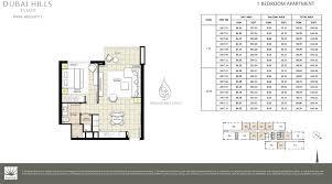 heights 1 bedroom apartment floor plan