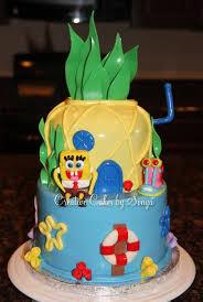 spongebob birthday cakes spongebob birthday cake cake by sonya cakesdecor