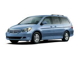 2012 Honda Odyssey Roof Rack by Pre Owned 2007 Honda Odyssey Ex L 4d Passenger Van In North