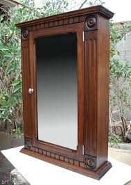 recessed wood medicine cabinet wood medicine cabinet mirror arealive co