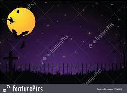 spooky cemetery clipart spooky graveyard background