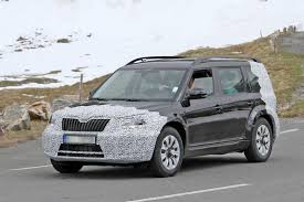skoda skoda readies four new suvs why the czechs are going crossover