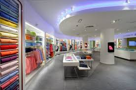 Retail Store Lighting Fixtures Retail Lighting Turney Lighting And Electric