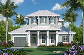 tybee island house plan weber design group naples fl
