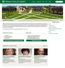 Wright State University Campus Map by Brand Office Of Marketing Wright State University