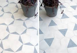 8 exles of tile flooring with geometric patterns contemporist