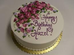 gourmet birthday cakes happy birthday hazel glass slipper gourmet and birthdays