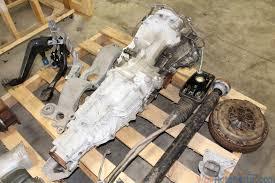 05 08 audi s4 b7 4 2l 6 speed manual transmission swap kit 129285