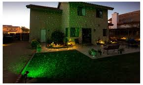 blisslights spright indoor outdoor firefly laser light groupon