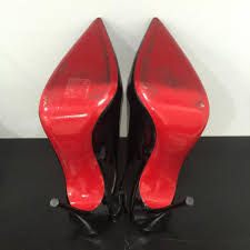 christian louboutin flueve slingback pumps louboutin shoes for men