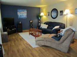 lovable basement living space set up ideas using grey lounge