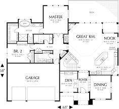 modern style home plans plan w6966am modern prairie style home plan e architectural design