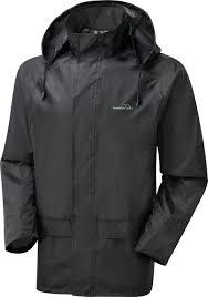 showerproof cycling jacket freedom trail essential waterproof jacket unisex go outdoors