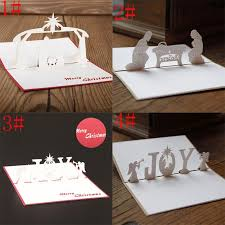 jesus 3d pop up gift u0026 greeting blessing cards handmade paper