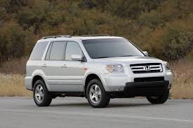 2008 honda pilot suv car model review of powerful and stylish car