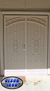 stunning high security screen doors and iron ornamental iron