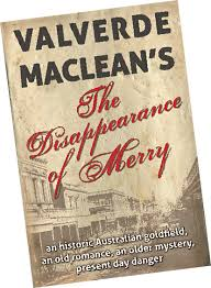 the disappearance of merry a valverde maclean novel