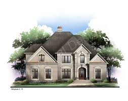 whytock ii 3411 luxury house plans traditional house plans