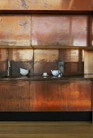 copper kitchen cabinets copper kitchen the warm copper metal goes so well in a room like a
